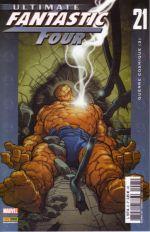 Ultimate Fantastic Four T21 : Guerre cosmique (2/3) (0), comics chez Panini Comics de Carey, Ferry, Rauch, Ponsor