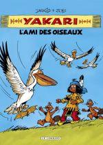 Yakari T4 : L'ami des oiseaux (0), bd chez Le Lombard de Job, Derib, Dominique