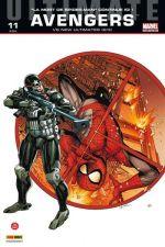 Ultimate Avengers T11 : Ultimate Avengers vs New Ultimates  (0), comics chez Panini Comics de Millar, Segovia, Yu, Alanguilan, Gho