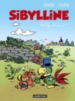 Sibylline T2 : 1969-1974 (0), bd chez Casterman de Macherot