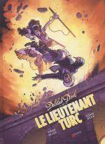 Delilah Dirk T2 : Et le lieutenant Turc (deuxième partie) (0), comics chez Akileos de Cliff