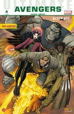 Ultimate Avengers Hors Série T4 : Ultimate X (0), comics chez Panini Comics de Loeb, Adams, Steigerwald