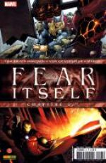 Fear Itself T5 : Brawl (0), comics chez Panini Comics de Peyer, Pak, Aguirre-Sacasa, Fraction, DeFalco, Weeks, Cariello, Immonen, Pulido, Alberti, Sotomayor, Vicente, Molinar, Martin, Martin jr, Milla