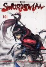 The Swordsman T4, manga chez Booken Manga de Lee, Hong
