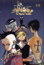 Ares T3, manga chez Booken Manga de Ryu