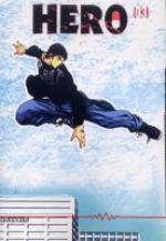 Hero T3, manga chez Booken Manga de Kim