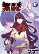 Kurokami - Black God T17, manga chez Ki-oon de Park, Lim