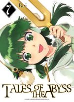 Tales of the abyss T7, manga chez Ki-oon de Rei