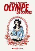 Olympe de Gouges, bd chez Casterman de Bocquet, Catel