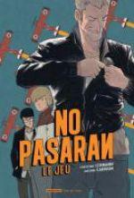 No pasaran T1 : Le jeu (0), bd chez Casterman de Lehmann, Carrion_ok