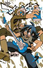 Debaser T7, manga chez Ankama de Raf