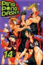 Ping Pong Dash !! T14, manga chez Bamboo de Honda