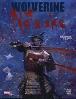 Wolverine - Netsuke T1, comics chez Panini Comics de Pratt