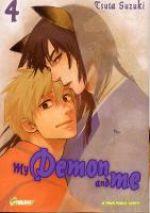 My demon and me T4, manga chez Asuka de Suzuki