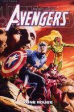 Avengers - Best comics T2 : Zone Rouge (0), comics chez Panini Comics de Johns, Reis, Coipel, Lanning, Sotomayor, Jones