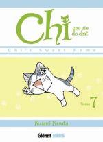 Chi - une vie de chat T7, manga chez Glénat de Konami