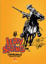 Jerry Spring T5 : 1966-1977 (0), bd chez Dupuis de Jijé