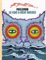 Philémon T12 : Le chat à neuf queues (0), bd chez Dargaud de Fred