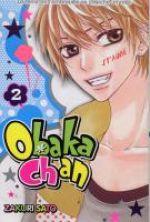 Obakachan T2, manga chez Tonkam de Sato
