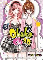 Obakachan T3, manga chez Tonkam de Sato