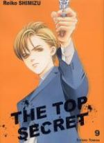 The top secret T9, manga chez Tonkam de Shimizu