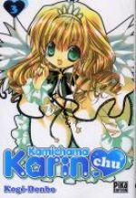 Kamichama Karin chu T3, manga chez Pika de Kogé-donbo