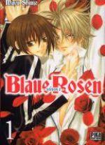 Blaue rosen Saison 2 T1, manga chez Pika de Shinjo