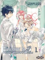 Welcome to hotel Williams child bird T1, manga chez Ototo de Kabei, Takarai