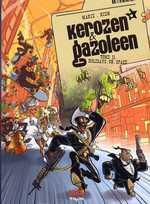 Kerozen et Gazoleen T2 : Holidays on Space (0), bd chez Soleil de Marie, Kiem
