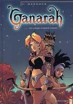 Ganarah T1 : Les larmes d'Armon Zurath (0), bd chez Vents d'Ouest de Meddour, Charrance