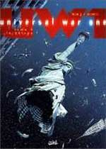 Universal War One T4 : Le déluge (0), bd chez Soleil de Bajram