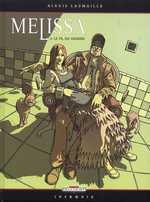 Melissa T2 : Au fil du hasard (0), bd chez Delcourt de Laumaille