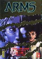 Arms T13, manga chez Kana de Minagawa
