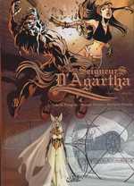 Seigneurs d'Agartha T2 : L'oracle (0), bd chez Soleil de Plongeon, Briones, Paitreau