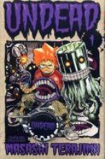 Undead T1, manga chez Delcourt de Terajima