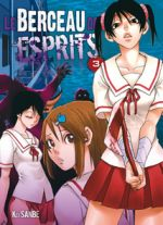 Le Berceau des esprits T3, manga chez Ki-oon de Sanbe