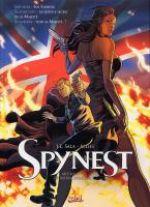 Spynest T2 : Opération Excalibur (0), bd chez Soleil de Sala, Alliel, Facio