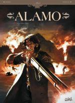 Alamo T2 : Une aube rouge (0), bd chez Soleil de Dobbs, Perovic, Quemener, Parel