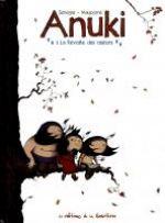 Anuki T2 : La révolte des castors (0), bd chez Editions de la Gouttière de Maupomé, Sénégas