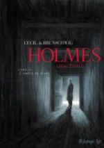Holmes T3 : L'ombre du doute (0), bd chez Futuropolis de Brunschwig, Cecil