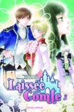 Laissée pour comte T3, manga chez Soleil de Seike, Shibata