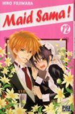 Maid sama ! T12, manga chez Pika de Fujiwara