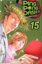 Ping Pong Dash !! T15, manga chez Bamboo de Honda