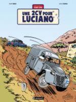 Une aventure de Jacques Gipar T3 : Une 2CV pour Luciano (0), bd chez Paquet de Dubois, Delvaux, Carpentier