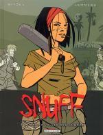 Snuff T2 : Dans la vallée des ombres (0), bd chez Delcourt de Nihoul, Lemmens