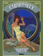 Curiosity shop T2 : 1914 - Le réveil (0), bd chez Glénat de Valero, Martin, Gabor