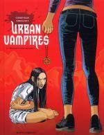 Urban vampires T2 : Rencontre avec une ombre (0), bd chez Vents d'Ouest de Corbeyran, Kowalski, Scomazzon