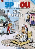 Spirou (Le journal de) : Sauvez la France (0), bd chez Dupuis de Collectif