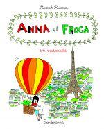 Anna et Froga T5 : En vadrouille (0), bd chez Sarbacane de Ricard