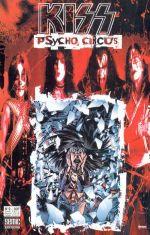 Kiss : Psycho circus T2, comics chez Semic de Holguin, Medina, Troy, Kemp, Haberlin, Golden